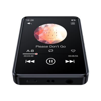 聯想(Lenovo) LX14 mp3全面屏mp4隨身聽AB復讀變速電子書小型便攜式小巧藍牙外放播放器