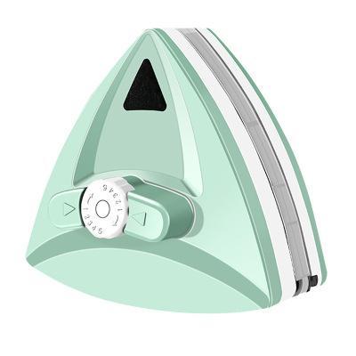 規格【適用5-35mm玻璃 180*150mm 粉色/綠色+109件禮包 2個裝】玻璃擦可調擋強磁力雙面玻璃擦