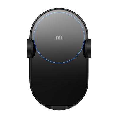 小米(MI)無線手機充電車充車載無線充電器20w智能感應自動伸縮支架米家 小米車載無線充電器手機支架