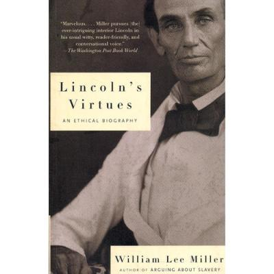 LINCOLN'S VIRTUES(ISBN=9780375701733) 英文原版