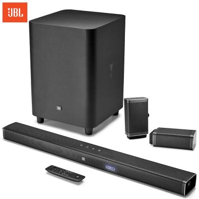 JBL BAR5.1 无线蓝牙家庭影院音响套装家用电视客厅音箱回音壁无线环绕