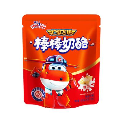 妙飞儿童棒棒奶酪棒 儿童婴儿健康营养零食 安全进口奶源原味1袋 100克(5支)