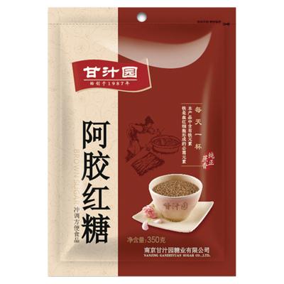 甘汁園 阿膠紅糖 350g