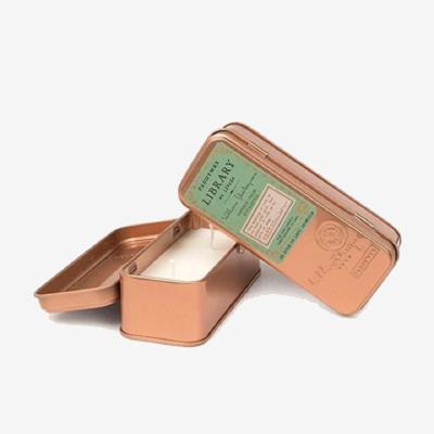 美國 PADDYWAX 鐵盒裝 威廉.莎士比亞 雙燭芯蠟燭