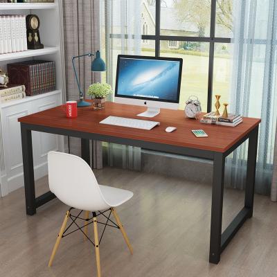 電腦桌子辦公桌書桌臺式家用寫字桌學習桌簡易臥室長條桌筆記本電腦臺學生簡約電競桌