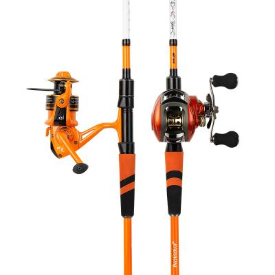 佳钓尼(JIADIAONI)伏魔2.1米直柄枪柄 碳素路亚竿 新手单杆钓竿