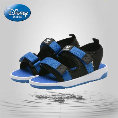 迪士尼童鞋男童凉鞋夏季新款2019中大童韩版宝宝女童鞋儿童沙滩鞋