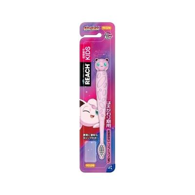 【直營】REACH KIDS日本兒童6-12歲立體粉胖丁牙刷