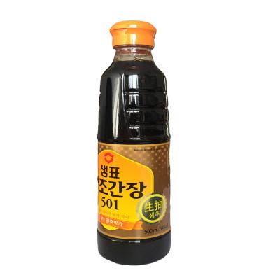 原裝韓國進口膳府釀造501(500ml)韓國調味廚房調料烹飪炒煮煎炸紅燒