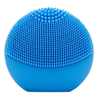 斐珞爾(FOREO) LUNA play聲波脈沖凈透硅膠膚潔面儀器 定位版 海軍藍 收縮毛孔 深層清潔