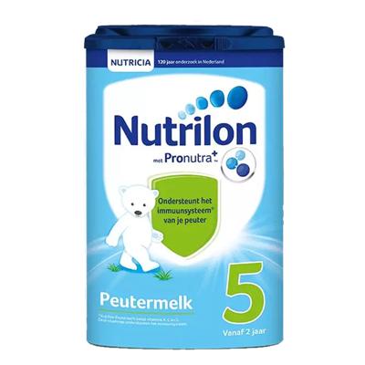 Nutrilon荷蘭牛欄嬰幼兒配方奶粉5段2歲以上800g荷蘭原裝進口