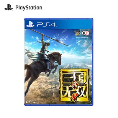 索尼(SONY)PS4游戏 真三国无双8 三国8 国行正版游戏光盘