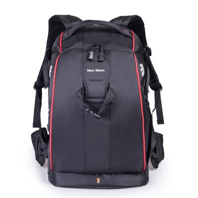 New Dawn 專業單反相機包 雙肩攝影包 單反包防盜數碼背包 五代小號