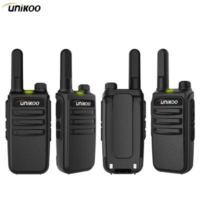 UNIKOO max3.0【雙臺裝】 對講機 專業民用商用工地醫院辦公酒店餐飲戶外大功率遠距離對講機兒童迷你手臺