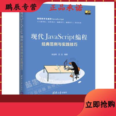 现代JavaScript编程 经典范例与实践技巧 JavaScript DOM 编程教程书籍