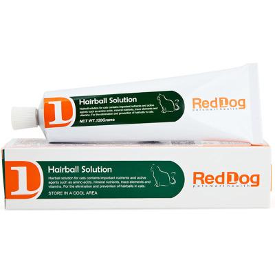 RedDog红狗营养化毛膏猫咪化毛吐毛去毛球调理肠胃类全年龄段宠物保健品120g