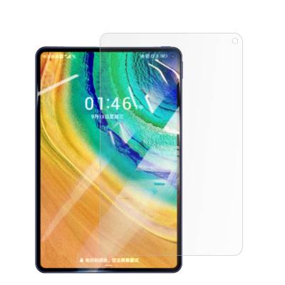 堅酷 華為MatePad Pro鋼化玻璃膜10.8寸平板電腦屏幕保護膜2019新款MRX-W09鋼化膜全屏高清防爆前貼膜