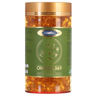 澳洲直郵 假一賠十 Southpole Oceanking omega369 亞麻籽油 軟膠囊 366粒瓶裝 亞麻酸