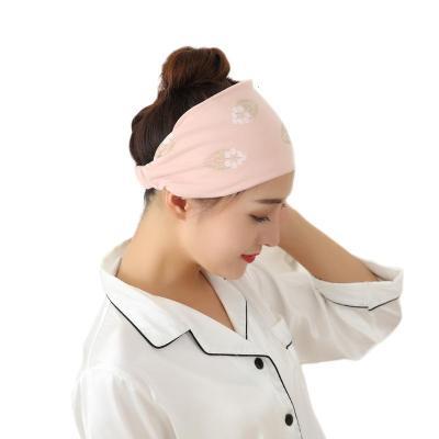 月子頭巾發帶純棉產婦頭巾月子帽坐月子帽子春夏秋冬季