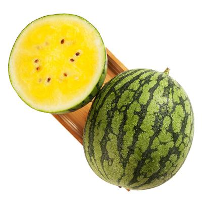 黃心西瓜帶箱5斤 新鮮當季水果