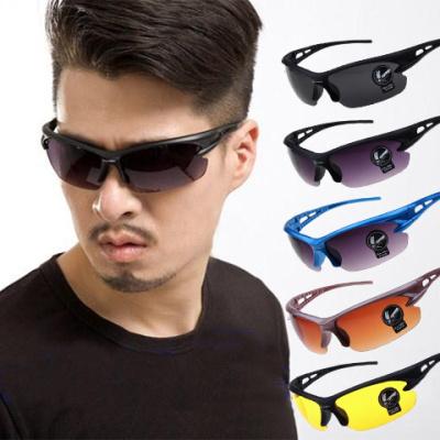 山地自行車騎行眼鏡防風墨鏡戶外運動太陽鏡男女電動摩托車夜視鏡