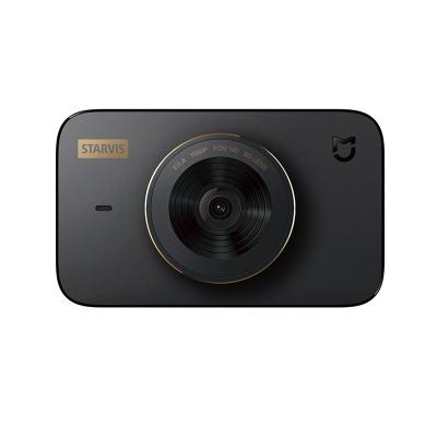 小米(MI)小米行車記錄儀1s 1080p高清夜視車載智能記錄儀迷你汽車載記錄儀
