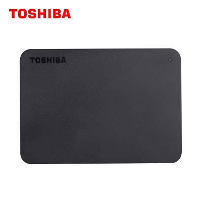 东芝(TOSHIBA)新小黑A3系列 1TB 高速USB3.0 移动硬盘1tb