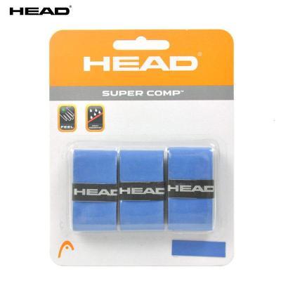 【HEAD/海德】er Comp 网羽壁球拍外层握把皮/手胶/吸汗带[定制] 蓝色