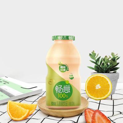8月 伊利暢意100%乳酸菌飲品原味 (1*5)*6*100ml