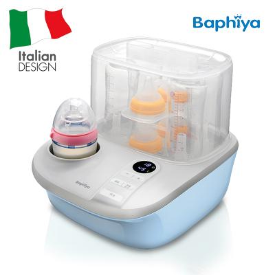 芭菲婭嬰兒奶瓶消毒器帶烘干暖奶二合一寶寶專用奶瓶殺菌消毒柜鍋Baphiya蒸汽消毒機6800