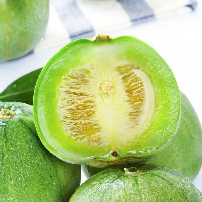 綠寶甜瓜5斤 新鮮水果 脆甜綠寶石 小蜜香瓜