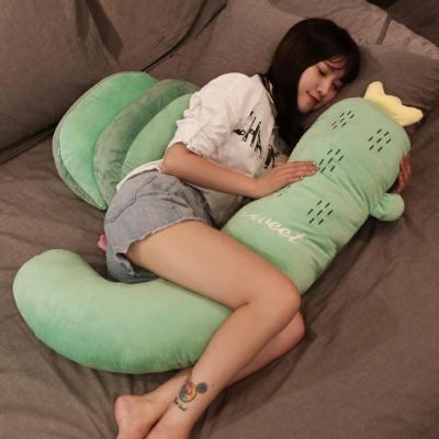 婴米尼 孕妇枕头护腰侧睡侧卧枕夹腿睡觉抱枕神器u型孕期托腹靠枕睡枕女