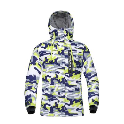 諾詩蘭(NORTHLAND)運動戶外男士防水防風透氣沖鋒衣耐磨保暖滑板滑雪服GK065817