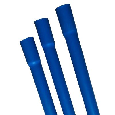 幫客材配 安居士 PVC排水管 材質:PVC 規格:φ25(2米帶直接) 單價:630元 30根/件 5件銷售 藍色