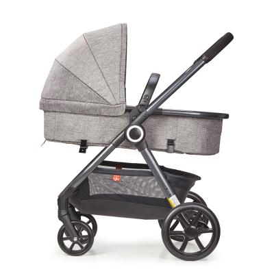 gb好孩子婴儿推车儿童可坐可躺高景观轻便舒适双向避震GB105避震可坐可躺折叠儿童宝宝推车