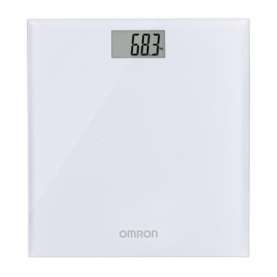 歐姆龍(OMRON)HN-289電子秤 商用 智能秤 人體秤 便攜 嬰幼兒 家用 裝電池 日本 精準 稱重 家庭 大屏