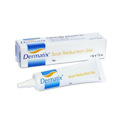 DERMATIX舒痕 胶硅凝胶 舒痕胶 疤痕 修复膏15g 淡疤护理液 淡化痘印疤痕 新西兰直邮