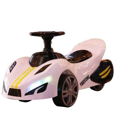 嬰兒車2019新款寶寶扭扭滑行車助步兒童溜溜車帶音樂嬰幼學步車1-3歲海の心家具(HAIZHIXIN)ABS塑料3個