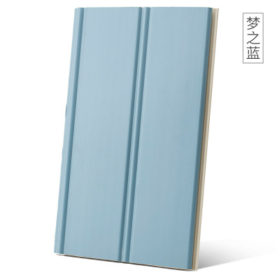 竹木纖維墻裙生態木護墻板防水墻面裝飾板吊頂材料背景墻陽臺快裝 夢之藍