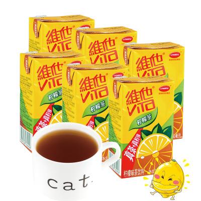 年货维他(Vita) 柠檬茶250ml*6瓶