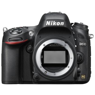 尼康(Nikon) D610 (单机身不含镜头)数码单反相机 约2426万像素