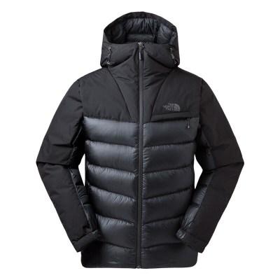 北面(The North Face) 男户外防泼水800蓬外套羽绒服|3KTD