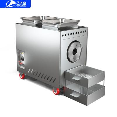 飞天鼠(FTIANSHU) 炒板栗机炒货机商用炒花生炒瓜子糖炒栗子机25型燃气