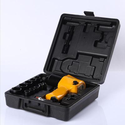 小風炮氣動工具強力汽修風暴機扳手工業級棘輪CIAA大扭力扳手 塑盒套裝210公斤【轎車】