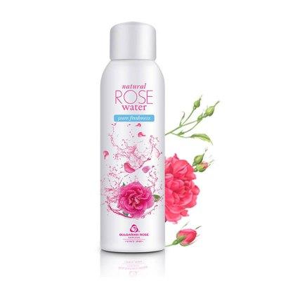 大马士革玫瑰纯露天然正品补水 保加利亚保湿精油爽肤水花水喷雾
