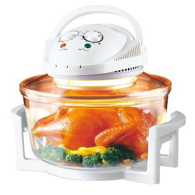 VKE空气炸锅AH-C11烤鸡健康方便烤箱高温去油脱脂双重加热