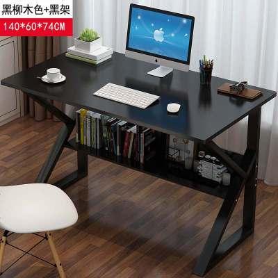 HKDA電腦桌臺式家用簡約經濟型現代簡易辦公桌家用學生學習桌臥室書桌