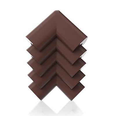 【棒棒豬】安全防撞角8個裝 棕色