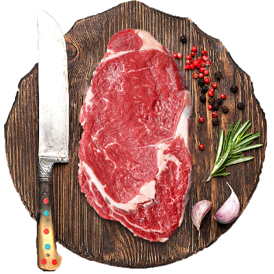 絕世 澳洲原肉進口整切家庭牛排10片組合裝(1.3kg)菲力西冷眼肉組合 贈精致刀叉+意面組合+黑椒醬包