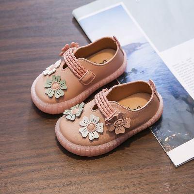 小宝宝鞋婴儿学步鞋软底0-1-3一岁2女童公主鞋皮鞋春秋季单鞋韩版